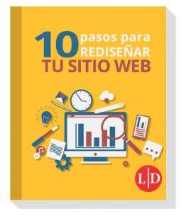 Diseño de sitio web | Lemus y del Valle Inbound Marketing Consutling
