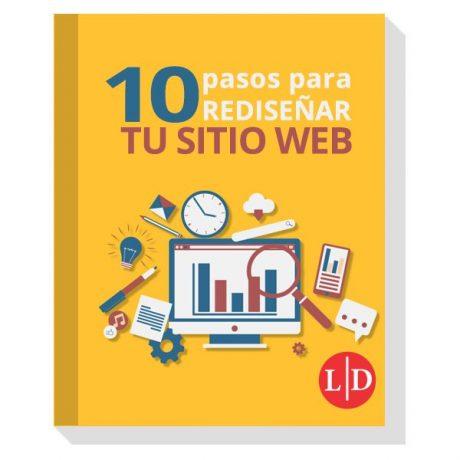 Diseño de sitio web   Lemus y del Valle Inbound Marketing Consutling