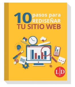 Diseño de sitio web | Lemus y del Valle Inbound Marketing Consutling